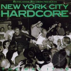 New York City Hardcore: The Way It Is CD Cover Art