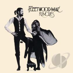 Fleetwood Mac - Rumours CD Cover Art