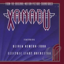 Electric Light Orchestra / Newton-John, Olivia - Xanadu CD Cover Art