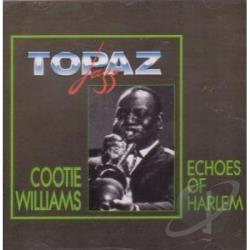 Williams, Cootie - Echoes Of Harlem CD Cover Art