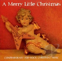 Darken, Eric - Merry Little Christmas CD Cover Art