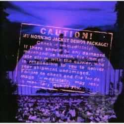 My Morning Jacket - At Dawn & Tennessee Fire Demos CD Cover Art