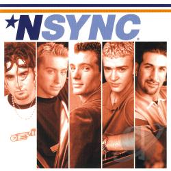 N Sync - *Nsync CD Cover Art