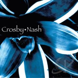 Crosby & Nash / Crosby, David / Nash, Graham - Crosby & Nash CD Cover Art