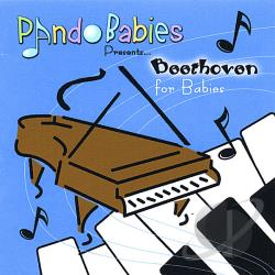 Felix Pando / Pando Babies - Beethoven for Babies CD Cover Art