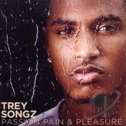 Songz, Trey - Passion, Pain & Pleasure CD Cover Art