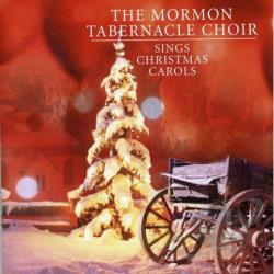 Mormon Tabernacle Choir Sings Christmas Carols CD Album