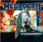 Megadeth - United Abominations DB Cover Art
