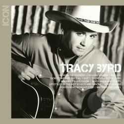 Byrd, Tracy - Icon CD Cover Art
