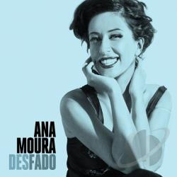 Moura, Ana - Desfado CD Cover Art