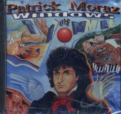 Moraz, Patrick - Windows of Time CD Cover Art