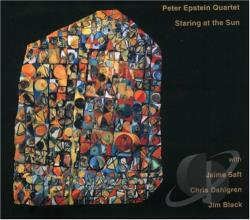 Epstein, Peter - Staring at the Sun CD Cover Art