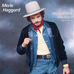Haggard, Merle - His Epic Hits: The First 11 (To Be Continued...) CD Cover Art