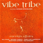 Vibe Tribe - Foreign Affairs CD Cover Art