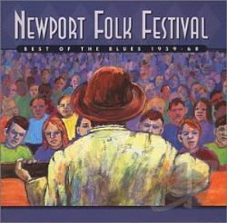 Newport Folk Festival: Best of the Blues 1959-1968 CD Cover Art