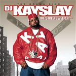 DJ Kayslay - Streetsweeper Vol. 1 CD Cover Art