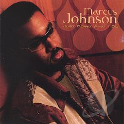 Johnson, Marcus - Just Doing What I Do CD Cover Art