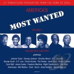 America's Most Wanted, Vol. 2 CD Cover Art