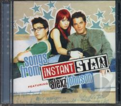 Songs From Instant Star - Instant Star CD Cover Art