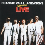 Valli, Frankie & The Four Seasons - Reunited Live DB Cover Art