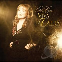 Carr, Vikki - Viva La Vida CD Cover Art
