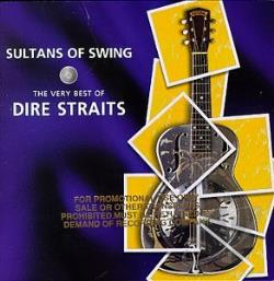 Dire Straits - Sultans of Swing: The Very Best of Dire Straits CD Cover Art