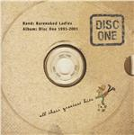 Barenaked Ladies - Disc One: All Their Greatest Hits (1991-2001) CD Cover Art