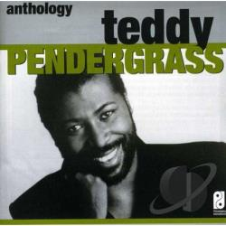 Pendergrass, Teddy - Anthology CD Cover Art