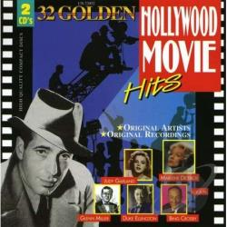 Hollywood Movie Hits CD Cover Art