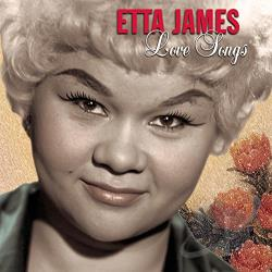 James, Etta - Love Songs CD Cover Art