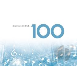 100 Best Concertos - 100 Best Concertos CD Cover Art