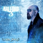 Halford - Halford III: Winter Songs CD Cover Art