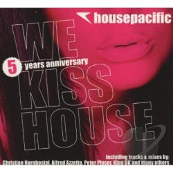 Housepacific: We Kiss House CD Cover Art