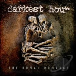 Darkest Hour - Human Romance CD Cover Art
