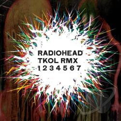 Radiohead - Tkol RMX 1234567 CD Cover Art