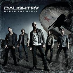 Daughtry - Break the Spell CD Cover Art