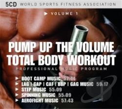Total Body Workout, Vol. 1 CD Cover Art