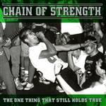 Chain Of Strength - One Thing That Still Holds True CD Cover Art