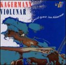 Kagermann - Violunar CD Cover Art
