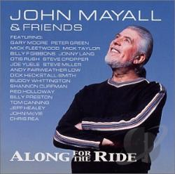 Mayall, John - Along for the Ride CD Cover Art