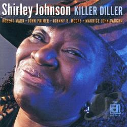 Johnson, Shirley - Killer Diller CD Cover Art