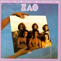 Zao - Typareth CD Cover Art