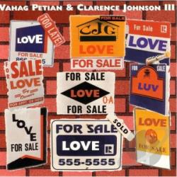 Johnson, Clarence III - Love For Ale CD Cover Art