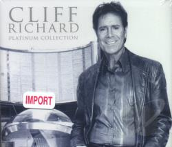 Richard, Cliff - Platinum Collection CD Cover Art