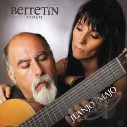 Dominguez, Juanjo / Majo Lanzon - Berretin CD Cover Art