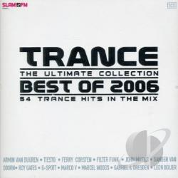 Trance: The Ultimate Collection - Best of 2006 CD Cover Art