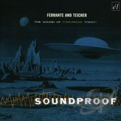 Ferrante & Teicher - Soundproof/Soundblast CD Cover Art