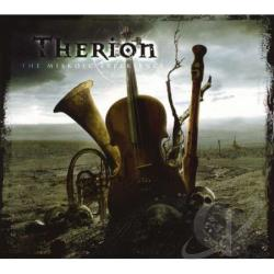 Therion - Miskolc Experience CD Cover Art