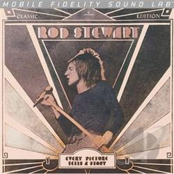 Stewart, Rod - Every Picture Tells a Story LP Cover Art