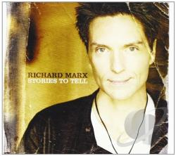 Marx, Richard - Stories to Tell CD Cover Art